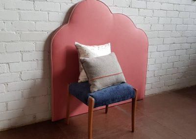 Custom Bedhead Upholstered Adelaide