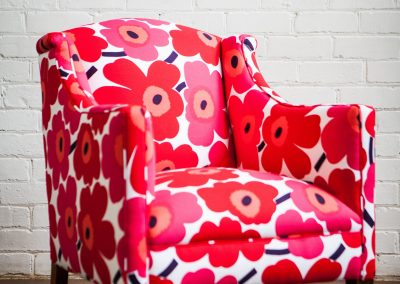 Upholstered Adelaide Marimekko 9