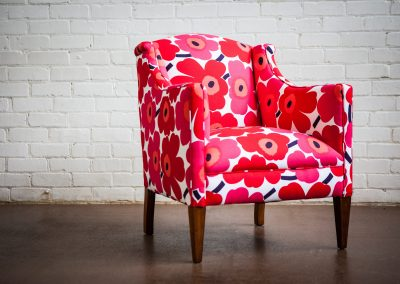 Upholstered Adelaide Marimekko 8