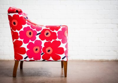 Upholstered Adelaide Marimekko 6