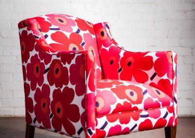 Upholstered Adelaide Marimekko 5