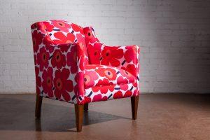 Upholstered Adelaide Marimekko 4