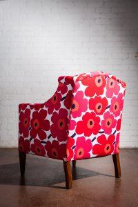 Upholstered Adelaide Marimekko