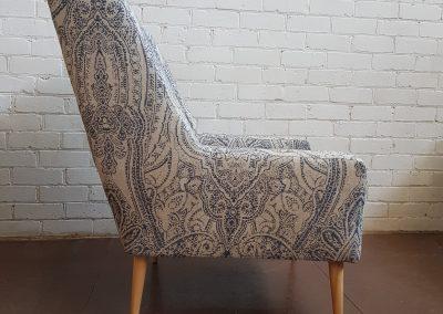 Bespoke armchair2