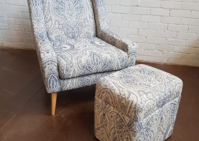 bespoke armchair1