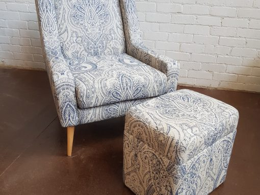 Custom-made Bespoke Armchair